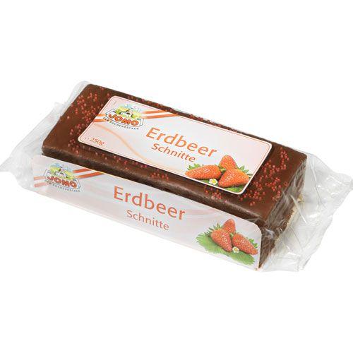 JOMO Erdbeer Schnitte 250g