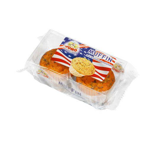 JOMO Muffin mit Schokostückchen 150g