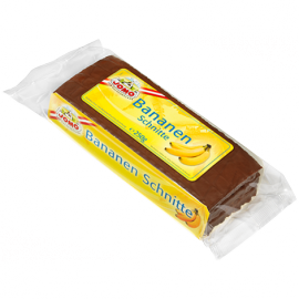 Jomo Bananen Schnitte_